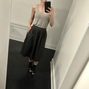 Perfect Green Skirt
